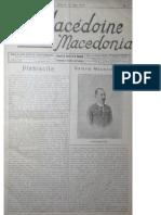 18 Mart 1919 Macedoine