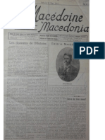 22 Mart 1919 Macedoine