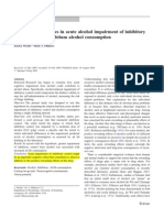 Fillmore, 2008_Individual Differences in Acute Alcohol Impairment of Inhibitory