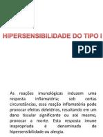 Hipersensibilidade Mediada Por Ige