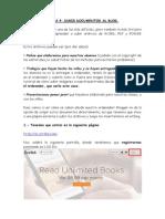9. Subir Documentos Al Blog