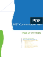 [3] BESBEST Communication Plans - Board of European Students of TechnologyT Communication Plans