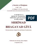 Bhagavad Gita.sanskrit