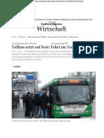 2013-01-19 Gratis Busse und Bahnen in Tallinn FAZ