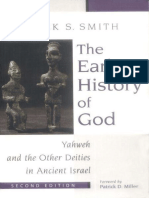 Early History of God - Yahweh and the Other Deities in Ancient Israel (Mark Smith)