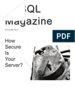 MySQL Magazine - Issue 1