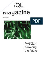MySQL Magazine Issue 2