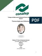 Farmacología Para Enfermera by Rosam Coronado