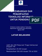 Keynote_TIK_Penddk_19_Agst_2007