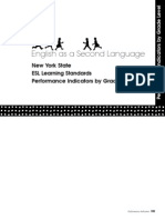 new york esl standards