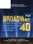 Broadway 4D Investment Proposal