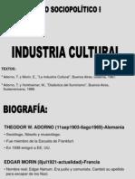 Industria Cultural PP