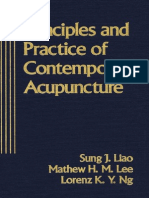 Principles and Practice of Contemporary Acupuncture