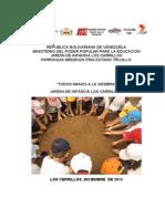 Informe Fany Los Cerrillos