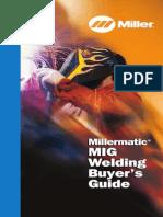Millers MIG Welders Buyers Guide