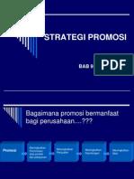 Bab 9 Strategi Promosi