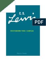 c s Lewis Cristianismo Puro e Simples Completo