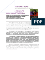 Casa Del Libro, Barcelona. Diálogo Viernes 23 de Mayo 2014