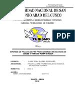 Pumas Treck Informe