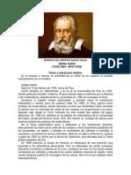 Biografia Del Cientifico Galileo Galilei
