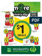 Woolworths catalog 30 April 2014