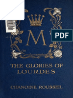 The Glories of Lourdes by Justin Rousseil (1909)