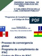 CPA. Gustavo Gil Gil (Bolivia)