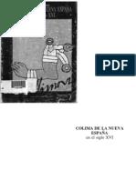 Carl Sauer - Colima de La Nueva España en El Siglo XVI