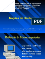 Nocoes de Hardware