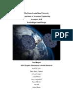 Final Report 401B