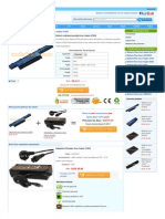 prix batterie pc portable acer 5750g