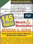 145 Fakta Mengenai Al-quran