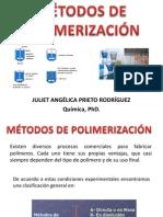 4.Tecnicas de Polimerizacion