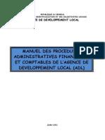 Manuel de Procedures Adl Def