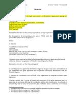 YPN Mandate Form