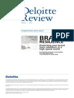 US Deloittereview Brand Resilience Jul11