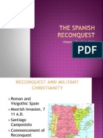 The Spanish Reconquest