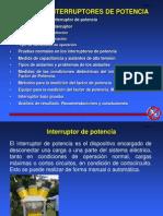 Presentacion Prueba Interruptores