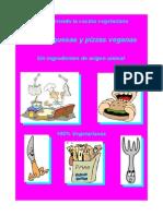 Hamburguesas y Pizzas Vegan as El PDF
