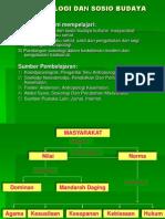 Slide Sosiologi