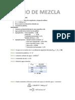 Diseño de Mezcla Corregido