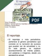 El Reportaje.