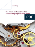 Capgemini - Future of Bank Branches Coordinating Physical With Digital - Incl 4 New Bank Formats
