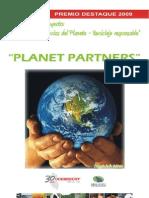 Socios del Planeta - Reciclaje responsable