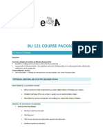 BU121 Course Package PDF (1)