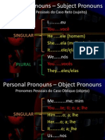 Andre Botoni ENGLISH - aula 13 - Personal Pronouns (Subject & Object).ppsx