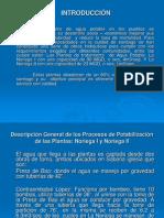 Procesos de Potabilización de Las Plantas- Noriega