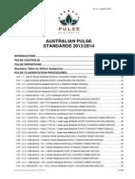 Pulse Standards