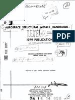 Aerospace Structural Metals Handbook