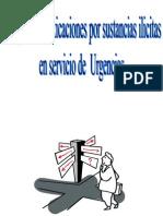 Intox _ Manejo en Urgencias